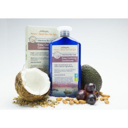 Arava Easy Combing harjamist lihtsustav taimne šampoon koertele 400ml