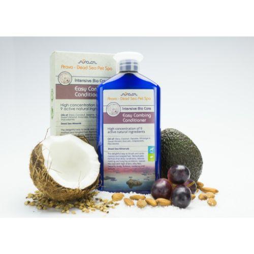 Arava Easy Combing harjamist lihtsustav taimne palsam koertele 400ml