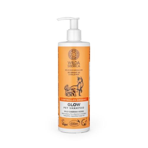 "Wilda Siberica ""Glow"" šampoon 400 ml"